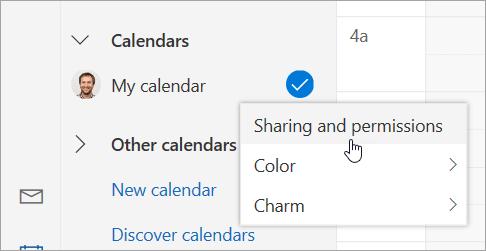 Sharing & Permissions