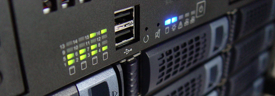 data center servers with cloud based backups